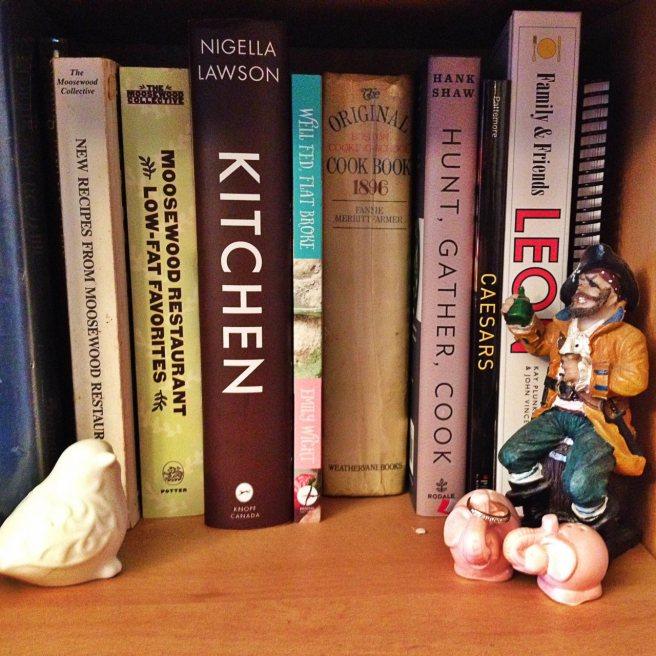 WFFB Bookshelf